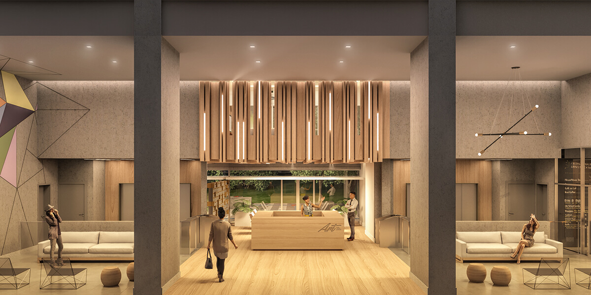Art Home & Work Hall